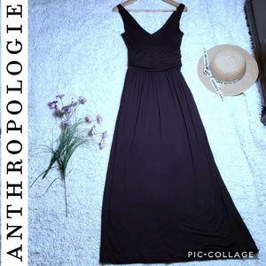 Anthropologie Vanessa Virginia Maxi dress SP